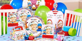 pocoyo party supplies pocoyo personalized party supplies kids party supplies