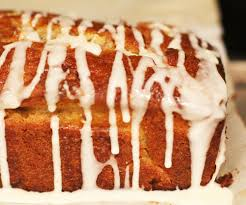 glazed apple cider loaf cake mother would know