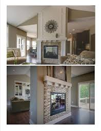 Fireplaces In Homes - best 25 two sided fireplace ideas on pinterest double sided