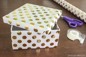 gift wrap box get creative with your stock packaging splash packaging