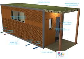 auvent en bois pour terrasse maison en bois pour jardin lertloy com