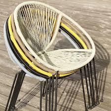 Esszimmerst Le Aus Rattan Apulia Sessel Grau Amazon De Küche U0026 Haushalt
