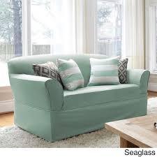 Sure Fit White Sofa Slipcover Best 25 Loveseat Slipcovers Ideas On Pinterest Furniture