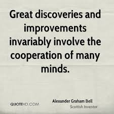 graham bell quotes quotehd