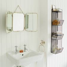 tri fold bathroom wall mirror vanity decoration