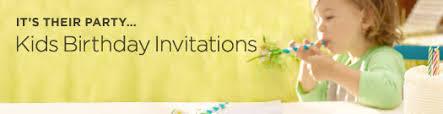 kids birthday invitations u0026 kids birthday party invites shutterfly