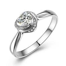 promise ring vs engagement ring ring for picture more detailed picture about 0 3ct vs f g luxury