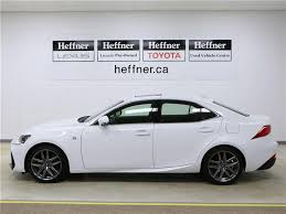 lexus kitchener ontario 2017 lexus is 350 base f sport series 2 at 53500 for sale in