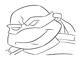 teenage mutant ninja turtle coloring pages pictures 5154