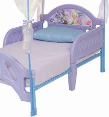 Toddler Bed With Canopy Disney Fairies Toddler Bed With Canopy Toys