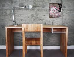 Simple Wood Desk Plans Free by Desk Design Ideas Gnscl