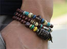 diy men necklace images Wood beads necklace designs images jpg