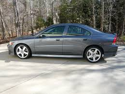 side profile volvo s60 r my life pinterest volvo s60