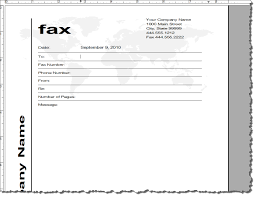 Sample Cover Letter For Administrative Assistant Fax Cover Letter Microsoft Word