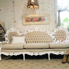 Shabby Chic Sofa Bed by Best Chic Sofa Products On Wanelo