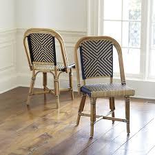 Palecek Bistro Chair Ballard Design Dining Chairs Bistro Chairs Bistro Chair