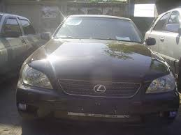 lexus is 300 for sale ontario 2000 lexus is300 photos 3 0 gasoline automatic for sale