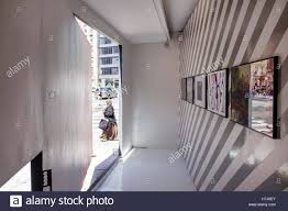 Interior Storefront Lower Manhattan New York City Nyc Ny Storefront For Art And Stock
