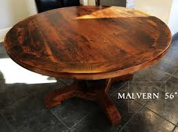 how to finish a table top with polyurethane 56 rustic kitchen table reclaimed cedar hydro pole base 2