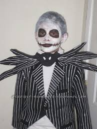 Jack Skellington Costume Jack Skellington Halloween Costume For A Boy