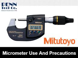 Bench Micrometer Working Micrometer Its Working Principle Parts Use And Precautions