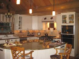 pictures of log home kitchens one of the best home design