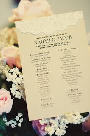 Printable Wedding Programs Free 15 Lovely Free Printable Wedding Program Templates