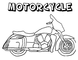 16 best motorcycles coloring pages images on pinterest coloring