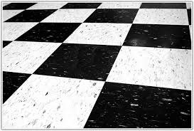 black white vinyl tile squares tiles home decorating ideas