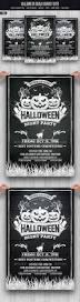 halloween themed birthday invitations best 25 halloween party flyer ideas on pinterest flyers