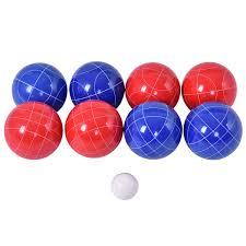 bocce ball set bocce ball set with shinola st pierre bocce ball