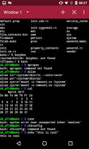 apk terminal emulator terminal emulator free 1 2 4 apk android business apps