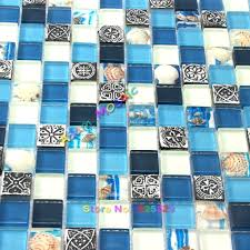 tiles cobalt blue glass subway tile blue subway tile backsplash