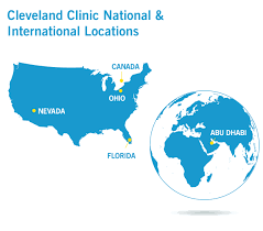 map of cleveland clinic sustainability reporting 2017 cleveland clinic