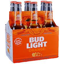 bud light bottle oz bud light orange 6pk 12 oz bottles applejack