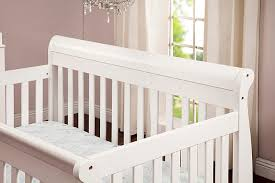 Convertible Crib Bed Baby Bed Converts To Cache Vienna 4 In 1 Convertible Crib Ash