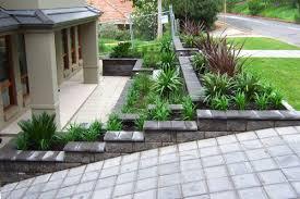garden retaining wall design unbelievable brick wall ideas garden