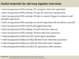 Navy Erp Help Desk Phone Number Top 10 Old Navy Logistics Interview Questions And Answers