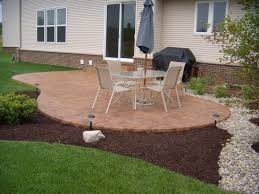 Cost Of Concrete Patio by Michigan Concrete Contractor Specializing In Stamped Concrete