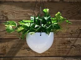modern hanging planters terrarium design astonishing modern hanging planters ceramic within