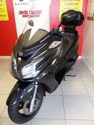 2012 yamaha majesty 400 like x max in met black full service