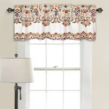 Valance Curtains For Living Room Living Room Valances Valances U0026 Kitchen Curtains Wayfair