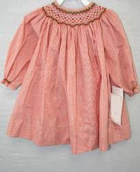 412214 baby clothes smocked dresses baby smocking