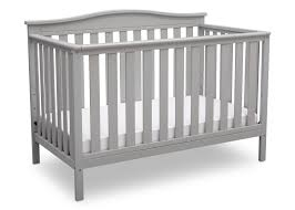 Grey Convertible Cribs Independence 4 In 1 Convertible Crib Delta Children