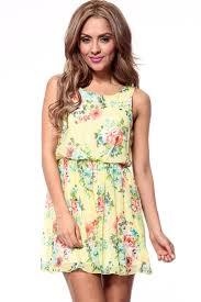 Summer Garden Dresses - garden draped mini dress cicihot dresses dress