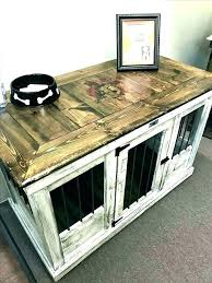 dog kennel side table dog kennel coffee table dog crate side table coffee table dog crate