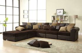 small brown sectional sofa 34 living room sectional design ideas 25 best ideas about comfy