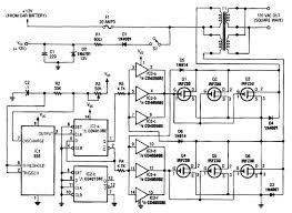simple 250w inverter circuit diagram electronic cicuits