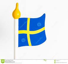Sweedish Flag Swedish Flag In Wood Stock Photo Image Of Vintage Swedish 31386140
