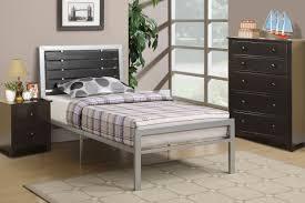 Black Full Size Bed Frame Poundex Associates F9412f Bobkona Xii Full Size Bed Frame